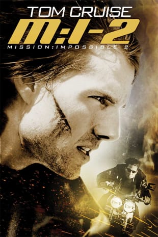 movie poster for Mission: Impossible II (2000)