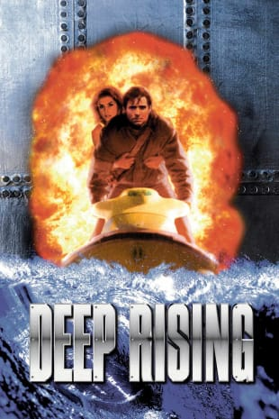 movie poster for Deep Rising
