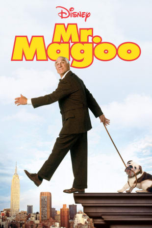 movie poster for Mr. Magoo