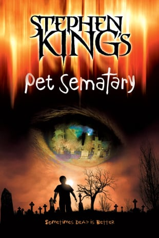movie poster for Pet Sematary (1989)