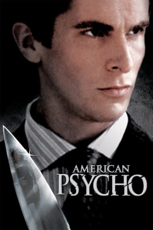 movie poster for American Psycho