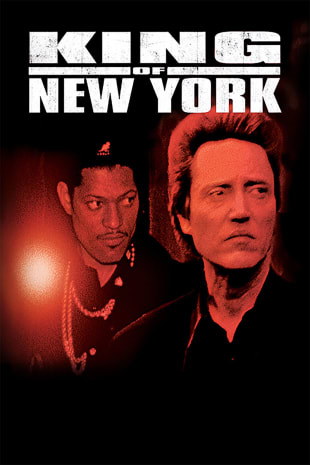 movie poster for King of New York