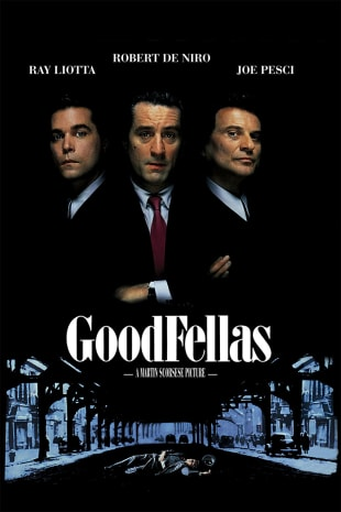 movie poster for Goodfellas