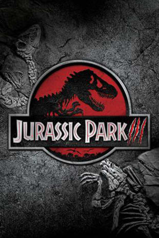 movie poster for Jurassic Park III