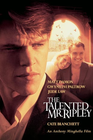 movie poster for The Talented Mr. Ripley