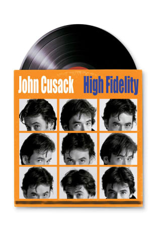 movie poster for High Fidelity (2000)