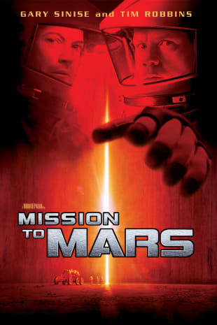 movie poster for Mission To Mars