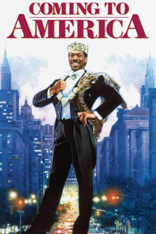 movie poster for Coming To America (1988)