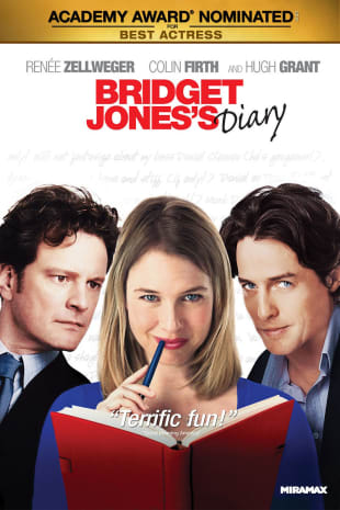 movie poster for Bridget Jones's Diary