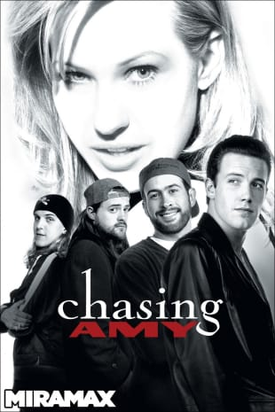 movie poster for Chasing Amy