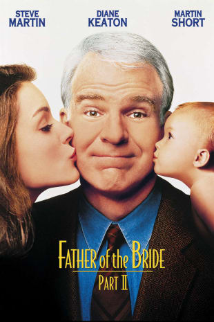 movie poster for The Father Of The Bride 2