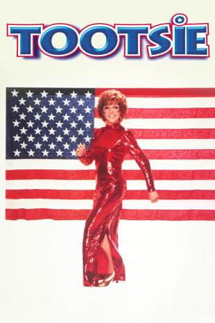 movie poster for Tootsie