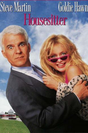 movie poster for Housesitter