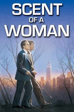 movie poster for Scent of a Woman