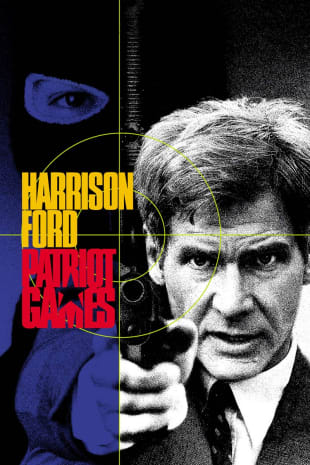 movie poster for Patriot Games