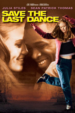 movie poster for Save The Last Dance