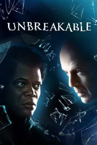 movie poster for Unbreakable