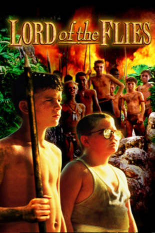 movie poster for Lord of the Flies