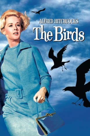 movie poster for The Birds (1963)