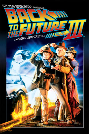 movie poster for Back To the Future III
