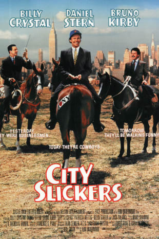 movie poster for City Slickers