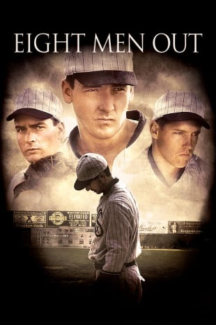 movie poster for Eight Men Out