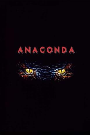 movie poster for Anaconda