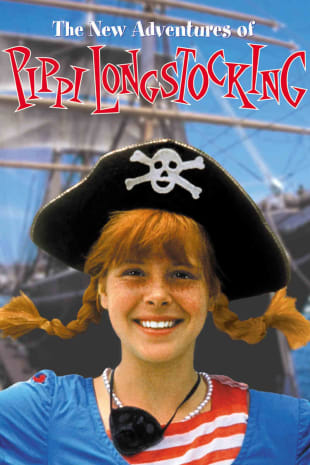 movie poster for New Adventures of Pippi Longstocking