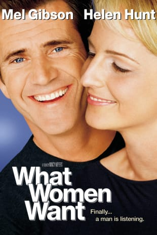 movie poster for What Women Want (2000)