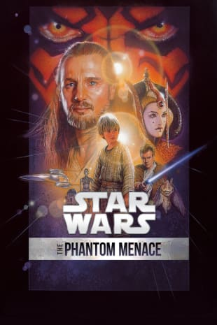 movie poster for Star Wars: Episode I - Phantom Menace