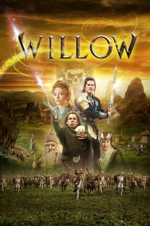 movie poster for Willow