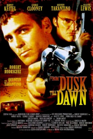 movie poster for From Dusk Till Dawn
