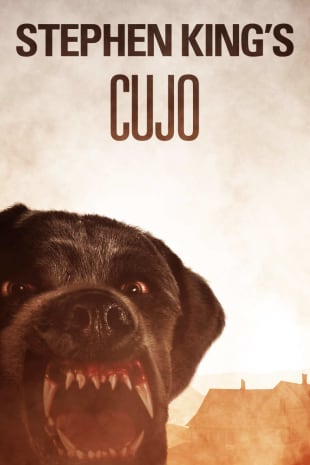 movie poster for Cujo