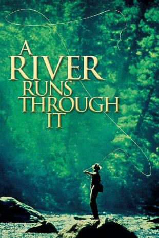 movie poster for A River Runs Through It