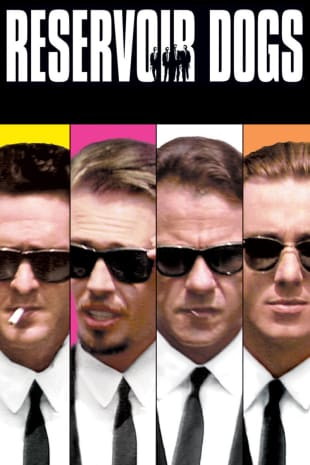movie poster for Reservoir Dogs