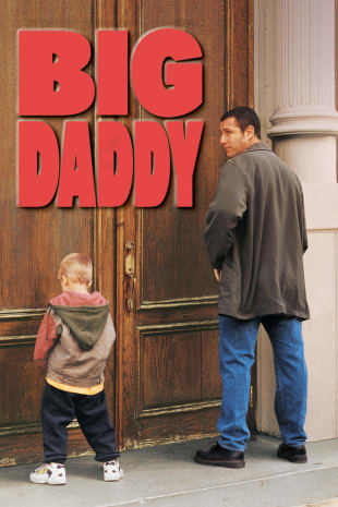 movie poster for Big Daddy (1999)