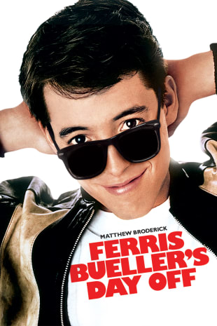 movie poster for Ferris Bueller's Day Off (1986)