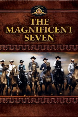 movie poster for The Magnificent Seven (1960)
