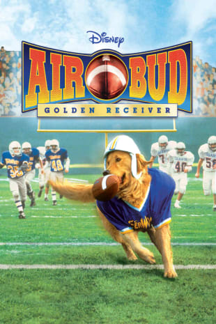 movie poster for Air Bud: Golden Receiver