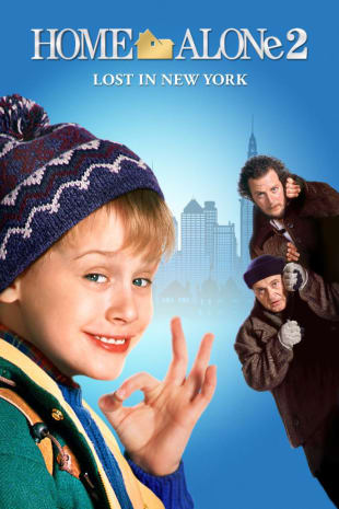 movie poster for Home Alone 2: Lost in New York