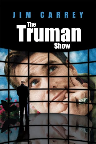 movie poster for The Truman Show