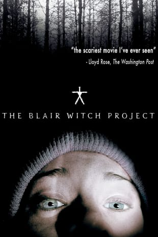 movie poster for The Blair Witch Project