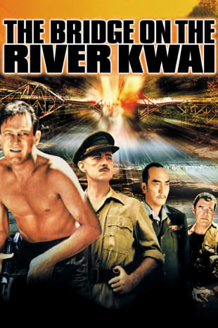 movie poster for The Bridge On The River Kwai (1957)