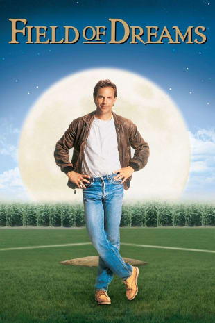 movie poster for Field Of Dreams