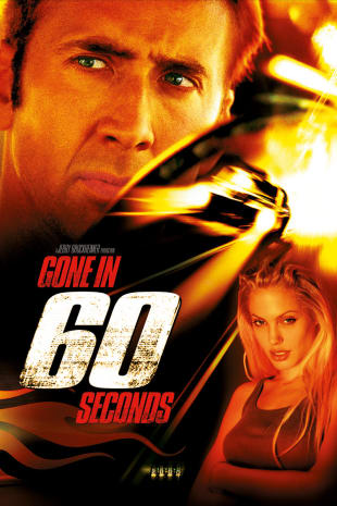 movie poster for Gone In 60 Seconds