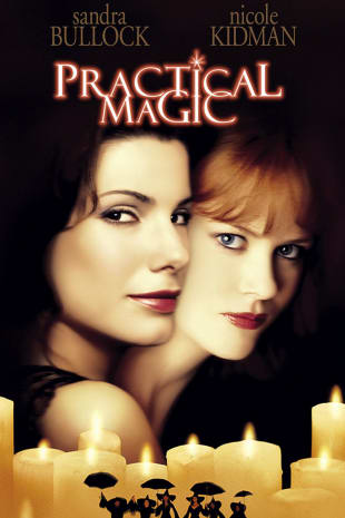movie poster for Practical Magic