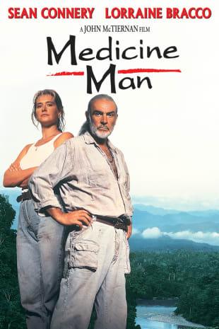 movie poster for Medicine Man