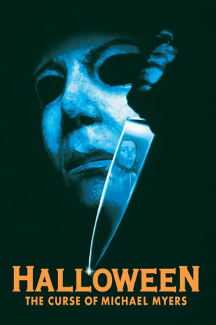 movie poster for Halloween: The Curse Of Michael Myers