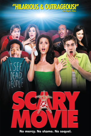 movie poster for Scary Movie (2000)