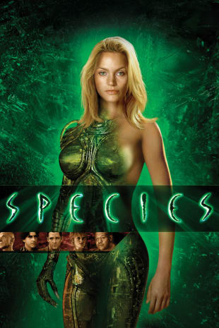 movie poster for Species